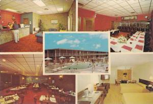 Multi-view,  Swimming Pool,   Islander Motor Inn & Restaurant,  Swansboro,  N...