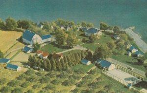 PICTON , Ontario , Canada , 50-60s ; Lake Ontario , Lakeland Lodge & Cottages