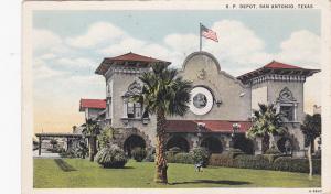 S. P. Depot , SAN ANTONIO , Texas , 00-10s