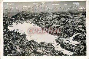 Modern Postcard Der Bodensee Berner Oberland
