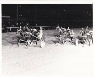LIBERTY BELL PARK, Harness Horse Race, MABDO JAY Wins