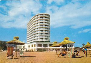 Spain Beach View Hotel Pontinental Torremolinos Costa Del Sol