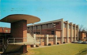 Greensboro North Carolina~Mary Channing Coleman Gymnasium At University~1979 PC