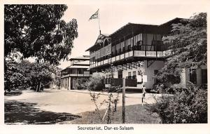 Tanzania Dar-es-Salaam, Secretariat, Africa