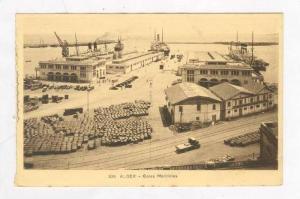 Gares Maritimes, ALGER, 1910s