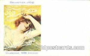 Artist D. Hernandez Collection Job Cigarette Advertising Postcard Postcards  ...