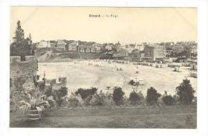 La Plage, Beachside Town, Dinard, France, 00-10s