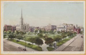 New Orleans, LA., Lafayette Square -