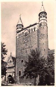 OL Vrouwe Basiliek Maastricht Holland 1953