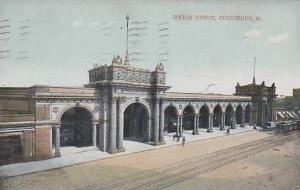 Ohio Columbus Union Depot