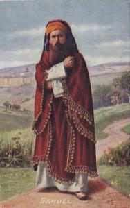 Religious Figure Samuel