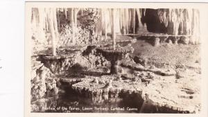 RP Fountain of the Fairies, Lower Portion - Carlsbad Cavern (cave), NM, 1930s