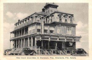 br106620 hotel grand union hotel victoriaville canada