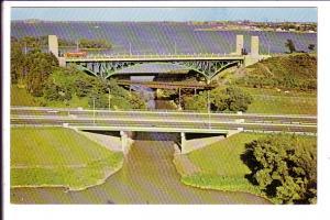 All Roads and Bridges, Burlington Skyway, Railway, Auto, Hamilton, Ontario