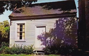 The Allen Kitchen Adjoining Historical Museum Raleigh North Carolina 1971