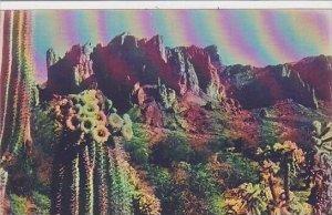 Arizona Apache Trail Superstition Mountain