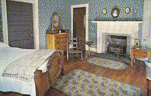 Bedroom At Ivy Green Birthplace Of Helen Keller Tuscumbia Alabama