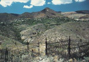 Cemetery at Jerome Arizona's Largest Ghost Town Arizona