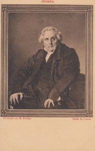 Portrait de M. Bertin , 00-10s ; TUCK 3022