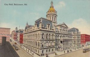 Maryland Baltimore City Hall Curteich