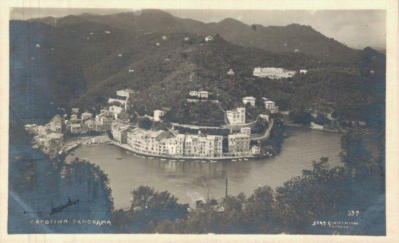 Italy Rome Portofino Fiesole and more with RPPC Postcard Lot of 8 01.18
