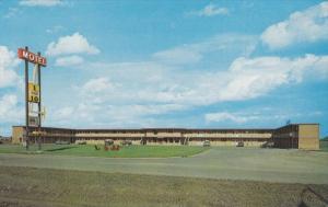 1 & 10 Motel Brandon, Manitoba, Canada 1970 PU