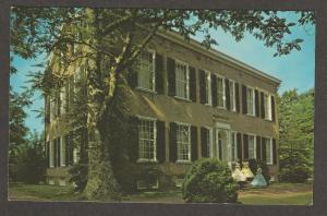 MY OLD KENTUCKY HOME Postcard Bardstown, Federal Hill, Historic