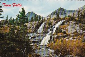 Colorado Twin Falls Yankee Boy Basin