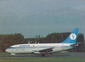 SABENA BOEING 737-229