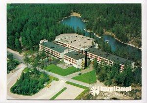 Korpilampi Forest Lake Hotel, Espoo, Finland, unused Postcard