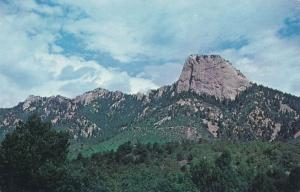 Tooth of Time on Santa Fe Trail - Philmont Scout Ranch, Cimarron NM, New Mexico