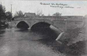 LANSING , Michigan, 1911 ; Cedar St. Bridge
