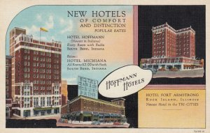 Hoffman Hotels , 1930-40s ; Indiana