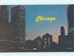 Unused Pre-1980 UNITED INSURANCE BUILDING Chicago Illinois IL hp3388