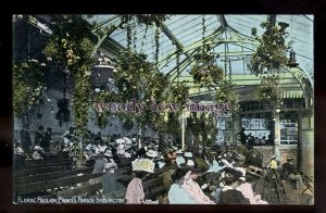 tp2215 - Yorkshire - Floral Pavilion at Princes Parade, Bridlington  - postcard