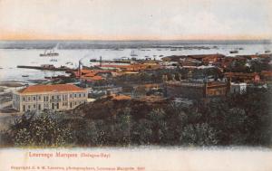 Mozambique Maputo Lourenco Marques postcard