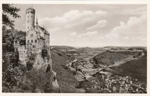 RP: BADEN WURTTENBERG, Germany, 1920-40s: Schloss Lichtenstein # 3