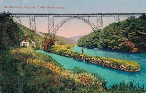 Germany Bergisch Land Müngsten Kaiser Wilhelm Brücke 02.31