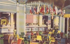 Pennsylvania Philadelphia Kugler's Chestnut Street Restaurant Cocktail Lounge...