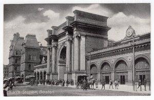 Boston, North Station
