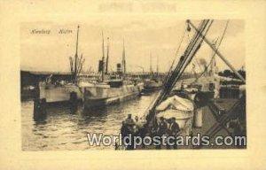 Hafen Hamburg Germany Unused