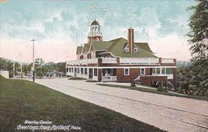 Maine Portland Riverton Casino