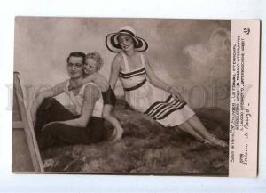 187092 Interrupted work picnic by EHLINGER Vintage SALON PC