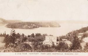 RPPC Fairy Lake, Huntsville Muskoka ON, Ontario, Canada