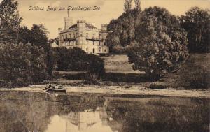 Germany Freiburg Schloss Berg am Starnberger See