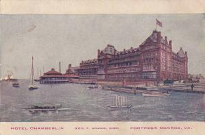Hotel Chamberlin, Fortress Monroe, Virginia, 00-10s