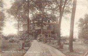 LP39   Madison  New Jersey Postcard  Drew Seminary Residence