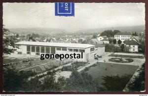 dc1375 - GERMANY Michelstadt 1962 Real Photo Postcard