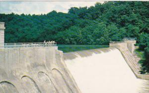 Maryland Baltimore County Loch Raven Dam 1957
