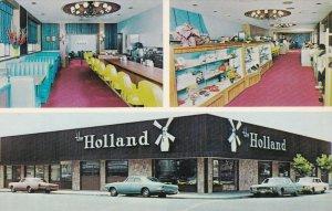 Oregon Portland & Vancouver Washington Holland Restaurant Interior Views sk410